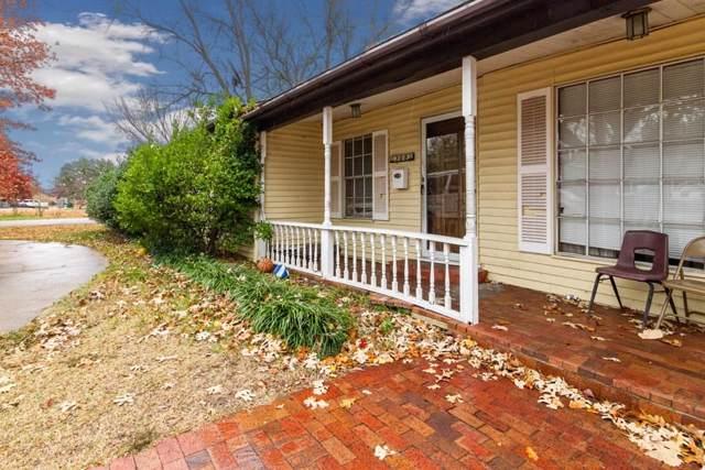 308 E 7th Street, Kaufman, TX 75142 (MLS #14241558) :: Real Estate By Design