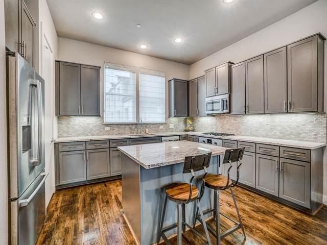 4211 Rawlins Street #95, Dallas, TX 75219 (MLS #14241596) :: Baldree Home Team
