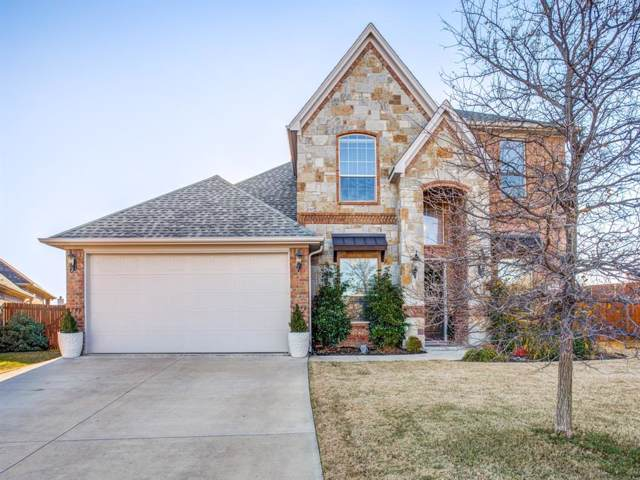 400 Blue Daze Court, Burleson, TX 76028 (MLS #14241605) :: All Cities Realty