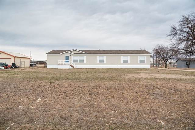 1440 Stoneway Drive N, Ponder, TX 76259 (MLS #14241609) :: Robbins Real Estate Group