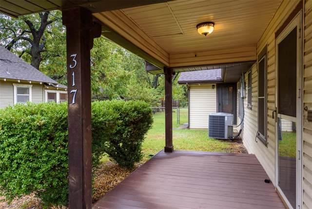 317 Egan Street, Denton, TX 76201 (MLS #14241616) :: Trinity Premier Properties