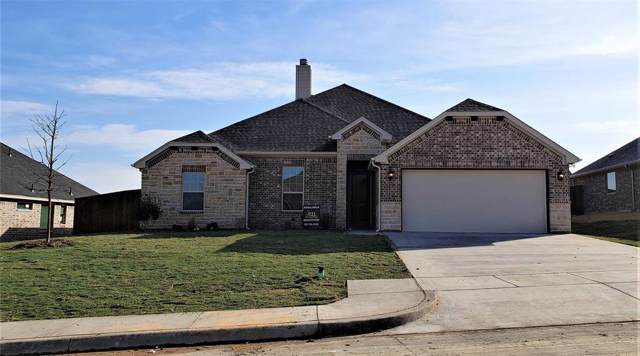 203 Landry Avenue, Godley, TX 76044 (MLS #14241644) :: The Heyl Group at Keller Williams