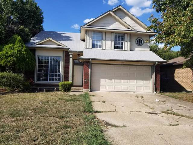 1019 Silver Spruce Drive, Arlington, TX 76001 (MLS #14241681) :: The Mitchell Group