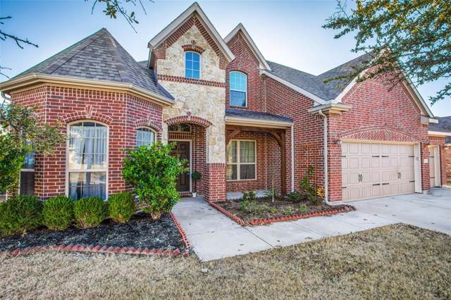 11917 Cisco Court, Fort Worth, TX 76108 (MLS #14241685) :: The Kimberly Davis Group