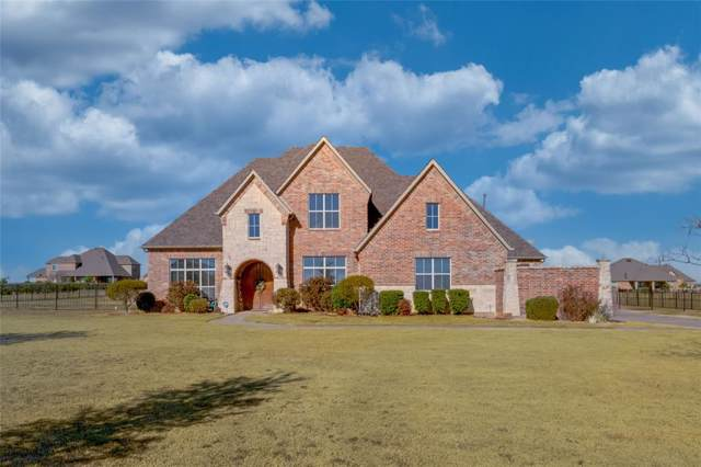 390 Livestock Drive, Rockwall, TX 75032 (MLS #14241686) :: The Mitchell Group