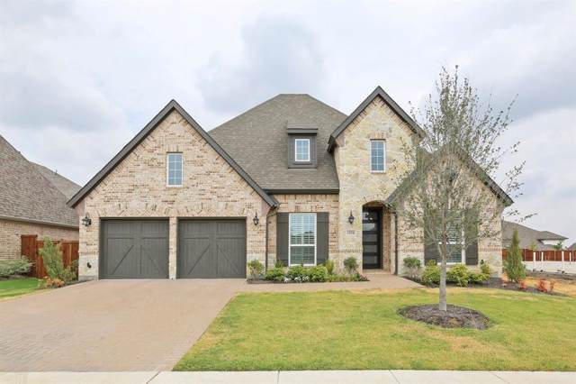 1950 Thorncliffe Lane, Prosper, TX 75078 (MLS #14241695) :: HergGroup Dallas-Fort Worth