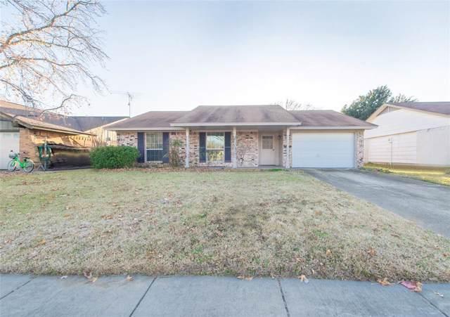4929 Wildbriar Drive, Garland, TX 75043 (MLS #14241710) :: Vibrant Real Estate