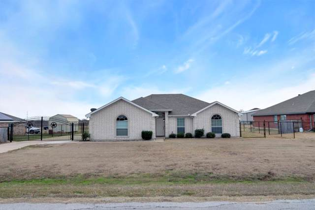 2113 Cattle Drive, Crowley, TX 76036 (MLS #14241711) :: Ann Carr Real Estate