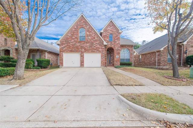 3328 Brittany Drive, Flower Mound, TX 75022 (MLS #14241742) :: Hargrove Realty Group