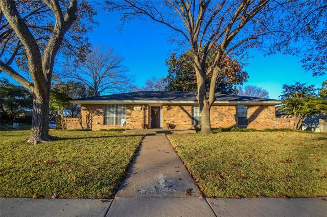 2637 Pin Oak Lane, Plano, TX 75075 (MLS #14241745) :: The Good Home Team