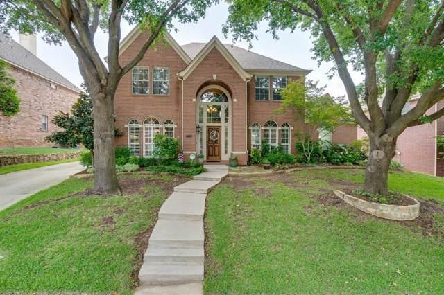 3508 Welborne Lane, Flower Mound, TX 75022 (MLS #14241747) :: The Tierny Jordan Network