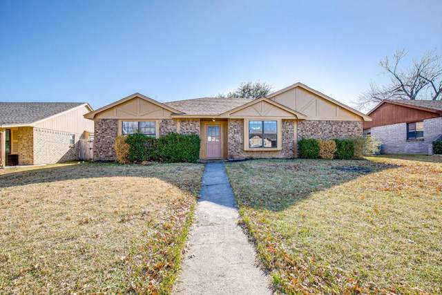 1330 Reesling Drive, Mesquite, TX 75150 (MLS #14241754) :: RE/MAX Town & Country