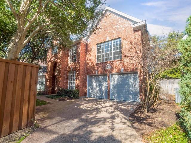 14609 Dartmouth Court, Addison, TX 75001 (MLS #14241767) :: The Mitchell Group