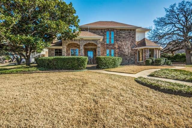 1034 Wilshire Drive, Trophy Club, TX 76262 (MLS #14241789) :: All Cities Realty
