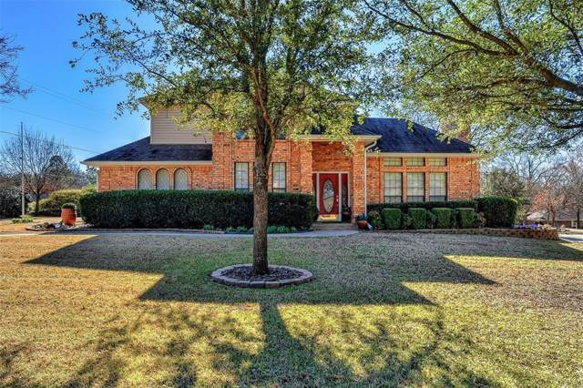 3406 Montclair Drive, Sherman, TX 75092 (MLS #14241805) :: The Kimberly Davis Group