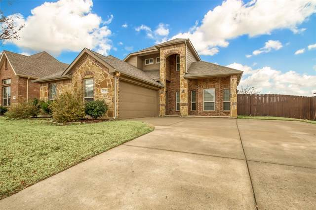 1116 Seclusion Cove Drive, Mckinney, TX 75072 (MLS #14241828) :: The Good Home Team