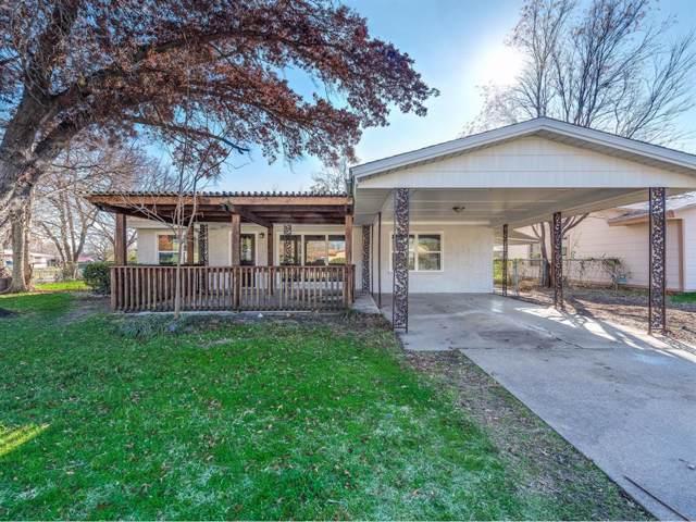 3102 Roanoke Drive, Irving, TX 75061 (MLS #14241838) :: Hargrove Realty Group