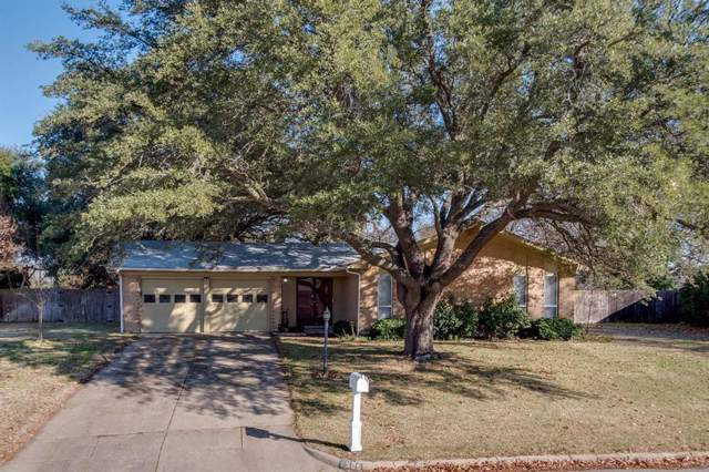 6505 Westrock Drive, Fort Worth, TX 76133 (MLS #14241841) :: Tenesha Lusk Realty Group