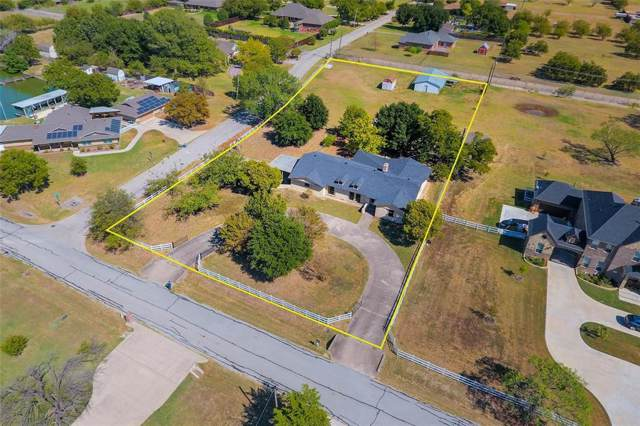 6732 Little Ranch Road, North Richland Hills, TX 76182 (MLS #14241860) :: Tenesha Lusk Realty Group
