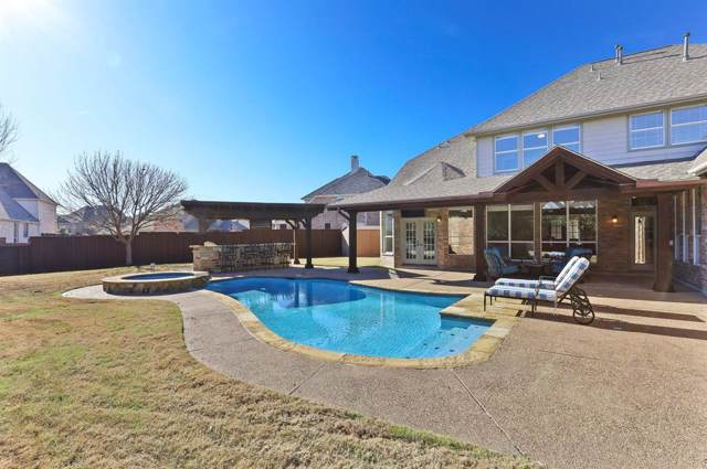 1043 Sir Lancelot Circle, Lewisville, TX 75056 (MLS #14241861) :: Hargrove Realty Group