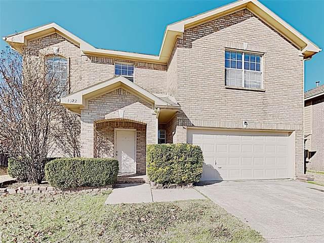 1022 Barkridge Drive, Mckinney, TX 75069 (MLS #14241869) :: Robbins Real Estate Group
