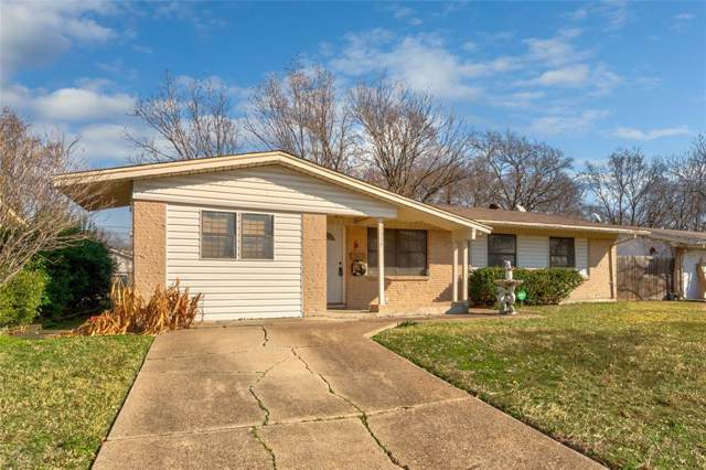 2514 Aloha Drive, Mesquite, TX 75150 (MLS #14241889) :: RE/MAX Town & Country
