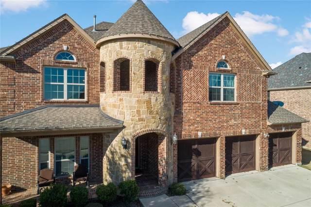 870 Twin Buttes Drive, Prosper, TX 75078 (MLS #14241903) :: Tenesha Lusk Realty Group