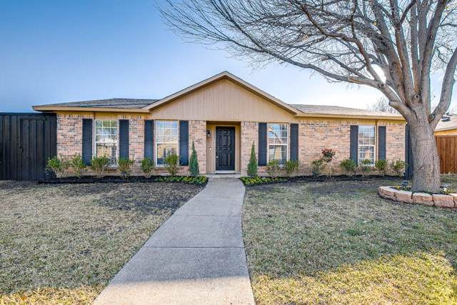 3034 San Diego Drive, Dallas, TX 75228 (MLS #14241906) :: The Mitchell Group