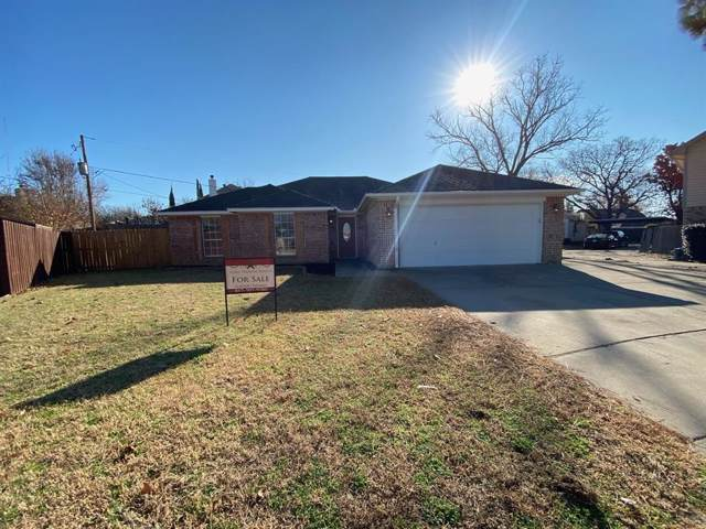 6506 Rockland Drive, Arlington, TX 76016 (MLS #14241917) :: Tenesha Lusk Realty Group
