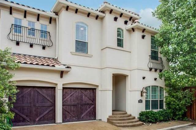 9107 Cochran Bluff Lane, Dallas, TX 75220 (MLS #14241924) :: Real Estate By Design