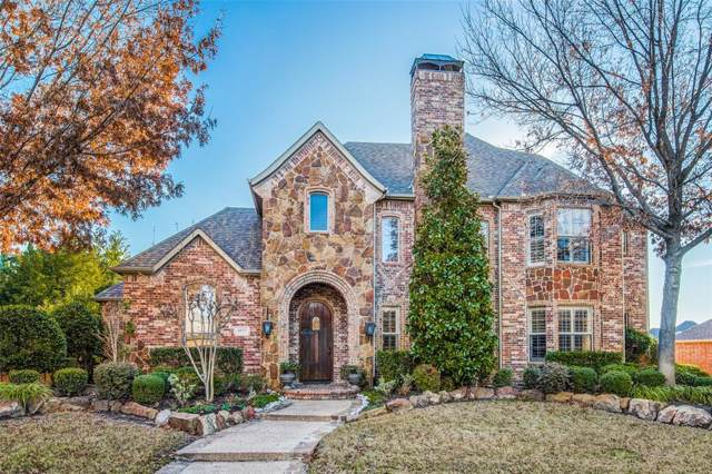 4825 Northshore Drive, Frisco, TX 75034 (MLS #14241943) :: Hargrove Realty Group