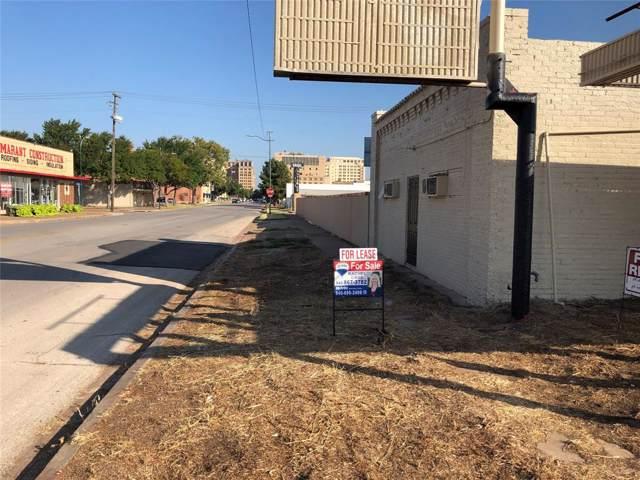 1205 Lamar Street, Wichita Falls, TX 76301 (MLS #14241951) :: Potts Realty Group