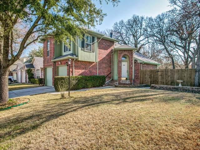 1434 Ridgecreek Drive, Lewisville, TX 75067 (MLS #14241975) :: Team Tiller