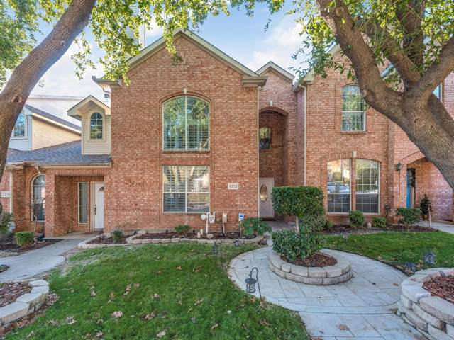 1772 Massey Drive, Lewisville, TX 75067 (MLS #14241984) :: Hargrove Realty Group