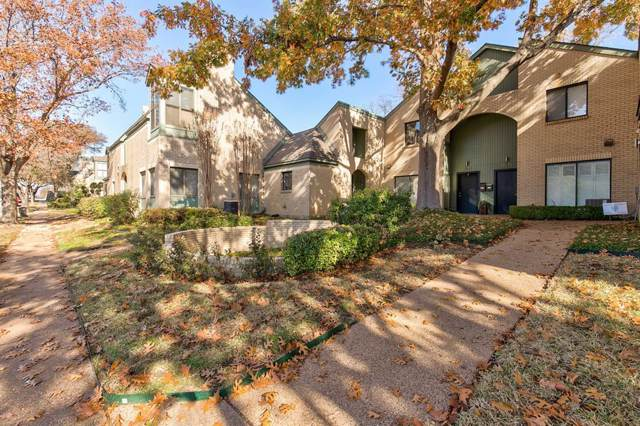 2631 Mccart Avenue, Fort Worth, TX 76110 (MLS #14241992) :: The Mitchell Group