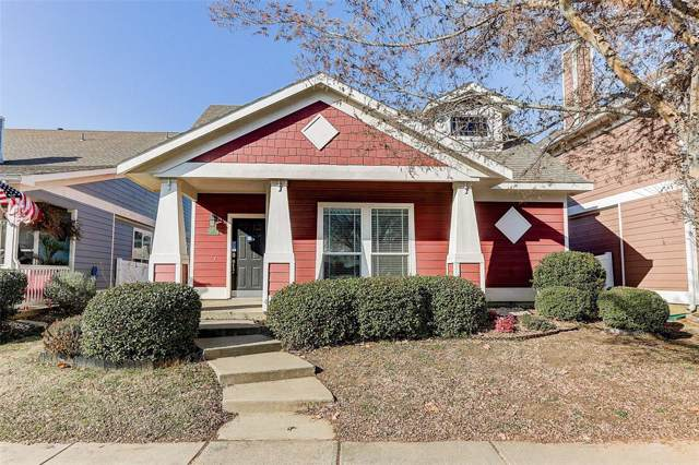 2109 Prospect Lane, Providence Village, TX 76227 (MLS #14242014) :: Trinity Premier Properties