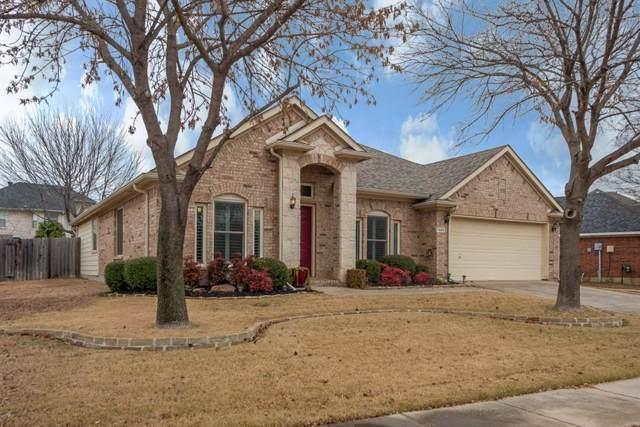 7400 Riverchase Trail, Denton, TX 76210 (MLS #14242018) :: Tenesha Lusk Realty Group