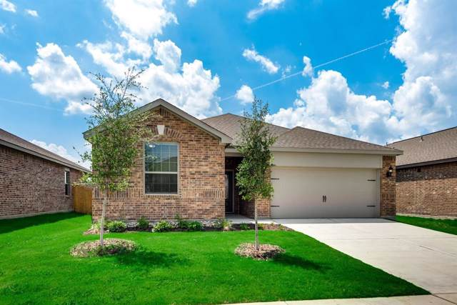 1626 Park Trails Boulevard, Princeton, TX 75407 (MLS #14242020) :: The Mitchell Group