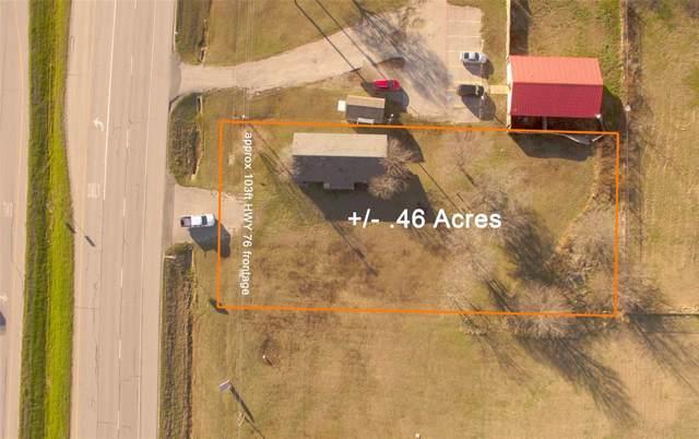 807 E Highway 67, Alvarado, TX 76009 (MLS #14242036) :: Hargrove Realty Group