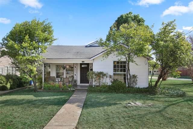 8702 Diceman Drive, Dallas, TX 75218 (MLS #14242068) :: Robbins Real Estate Group
