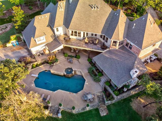 5601 Pine Valley Drive, Flower Mound, TX 75022 (MLS #14242096) :: The Real Estate Station