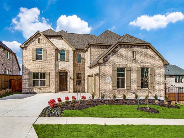 16463 Willowick Lane, Frisco, TX 75068 (MLS #14242105) :: Hargrove Realty Group
