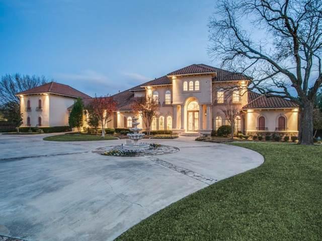 351 S White Chapel Boulevard, Southlake, TX 76092 (MLS #14242108) :: The Kimberly Davis Group