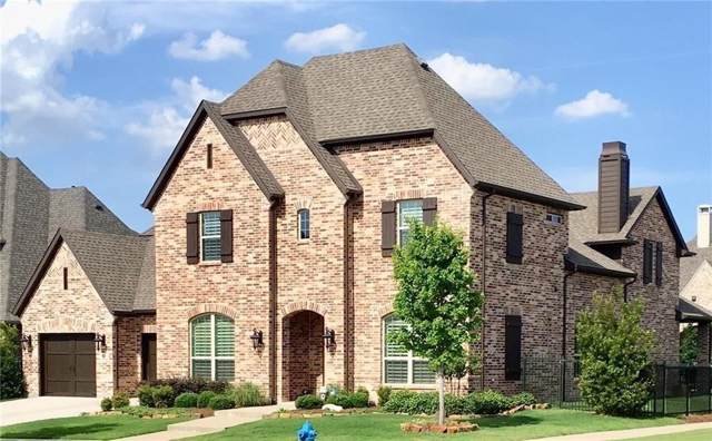 7410 Orchard Hill Lane, Frisco, TX 75035 (MLS #14242132) :: RE/MAX Town & Country