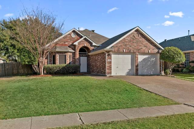 2101 Oak View Place, Lewisville, TX 75067 (MLS #14242135) :: Hargrove Realty Group