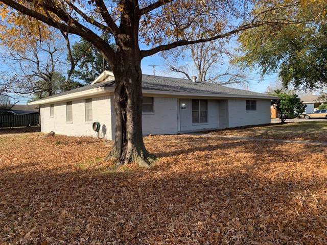 1600 Anthony Street, Kaufman, TX 75142 (MLS #14242175) :: Real Estate By Design