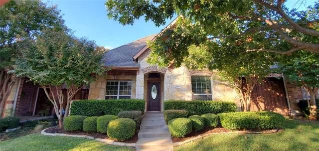 9530 Park Garden Drive, Frisco, TX 75035 (MLS #14242178) :: The Good Home Team