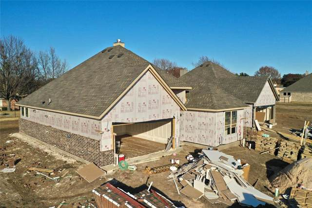 145 Windy Glen Drive, Decatur, TX 76234 (MLS #14242185) :: The Heyl Group at Keller Williams