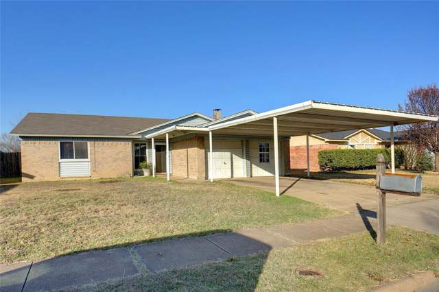 528 Park Center Boulevard, Saginaw, TX 76179 (MLS #14242187) :: Trinity Premier Properties