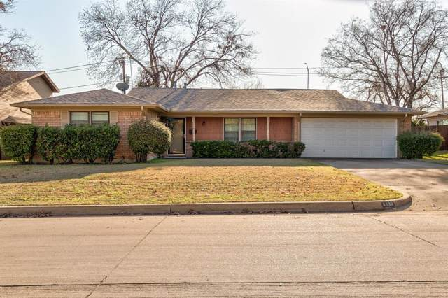 4133 Whitfield Avenue, Fort Worth, TX 76109 (MLS #14242204) :: Trinity Premier Properties